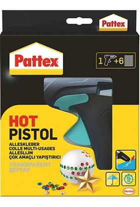 Pattex Mum Silikon Tabancası 6+1