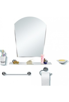 Cam Ayna Takımı Cam Ayna Seti