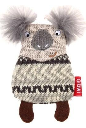 6220 Plush Friendz Koala Ayı Sesli Gri Oyunc.