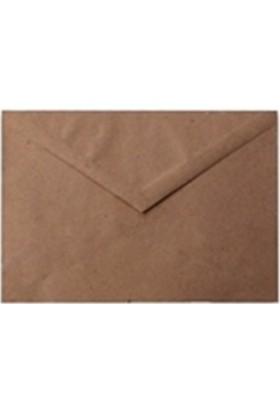 Asil Mektup Zarfı Elvan Silikonlu 11,4x16,2 90 gr 100'lü