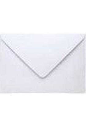 Asil Mektup Zarfı Silikonlu 114,4x16,2 90 gr 100'lü