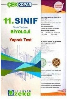 İşleyen Zeka 11. Sınıf Biyoloji Yaprak Test
