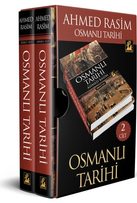 Osmanlı Tarihi (2 Cilt) - Ahmed Rasim