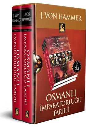 Osmanlı İmparatorluğu Tarih 2 Cilt Takım - J. Von Hammer