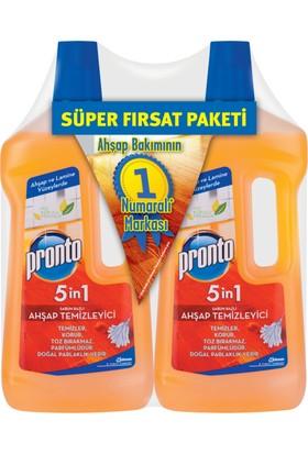 Pronto Ahşap Temizleyici 750 ml (2.si %50 indirimli)