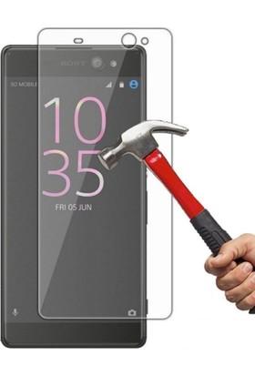 Case 4U Sony Xperia XA Ultra Cam Ekran Koruyucu
