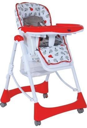 Baby Hope Stella Mama Sandalyesi Kırmızı