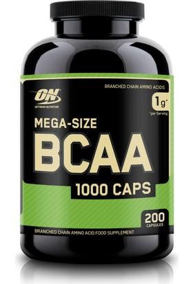 ON EU BCAA 1000 / 200 Caps
