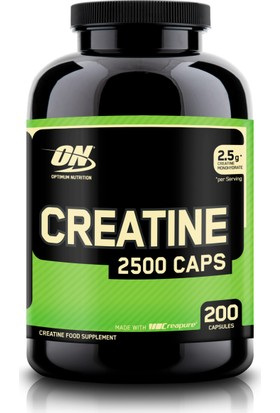 ON EU Creatine 2500 / 200 Caps