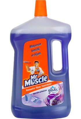Mr Muscle-Glade Yüzey Temizleyici 2500 ml Lavanta