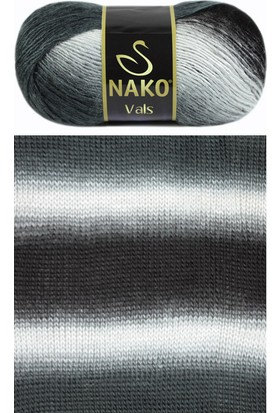 Nako Vals Örgü İpliği 85862 - Baykuş