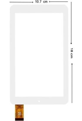 Everest Dc-856 7 İnç Dokunmatik Ekran