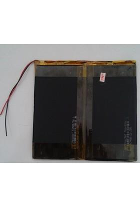 Navitech 10.1 İnç Neotab S125 128X126Mm 3.7V 8000 mAh Tablet Batarya