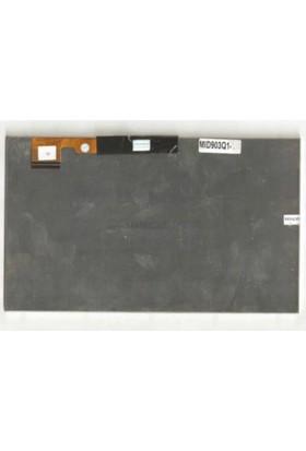 Piranha Empire Tab 9 İnç Tablet Lcd İç Ekran