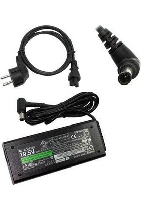 Sony Vaıo Vgn-T150P Şarj Aleti (65W)