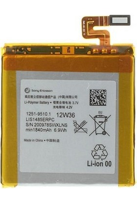 Sony Xperia Sp M35H (Lıs1509Erpc) Batarya