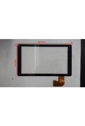Ultrapad Zyd090-17V03 Blx 9 İnç Dokunmatik Ekran