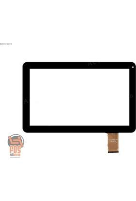 Universal Qsd 10.1 İnç Dokunmatik Ekran