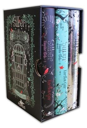 Silber Serisi Kutulu Set (3 Kitap) - Kerstin Gier