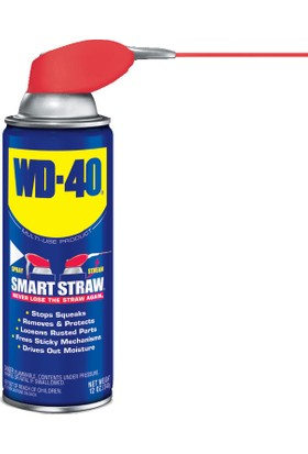 Henkel Wd 40 Smart Straw Akıllı Kaybolmayan Pipetli Pas Sökücü Yağlayıcı 350 ml