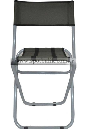 Spotbalık Arkalıklı Katlanabilir Sandalye 70*27Cm