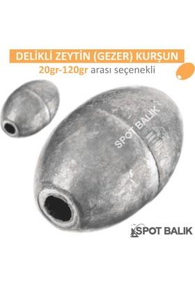 Spotbalık Zeytin Kıstırma Kurşun 20-120G Arası (480G Paket)