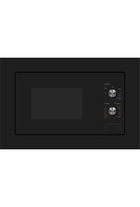 Dominox Dmw 20 G Bm Ankastre Mikrodalga Fırın, Siyah