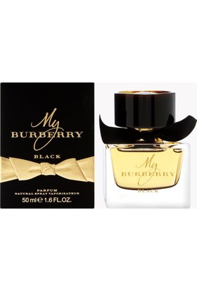 Burberry My Black Edp 50 Ml Kadın Parfüm