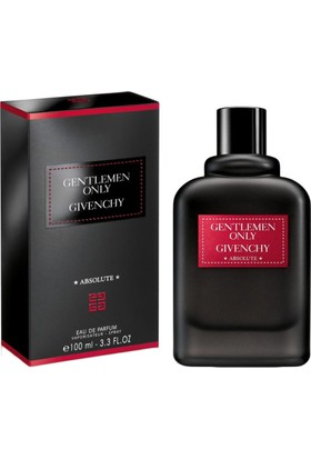Givenchy Only Gentlemen Absolute Edp 100Ml Erkek Parfüm