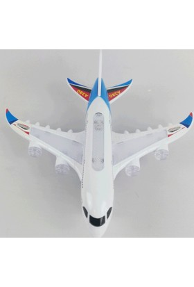 Liva Oyuncak Airbus Sesli Işıklı Uçak