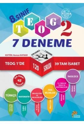Test Dünyası Yayınları Teog 2 (7 Fasikül 42 Deneme) - Hamza Kaynar