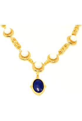 Nusret Taki 22 Ayar Altın Antik Bizans Kolye