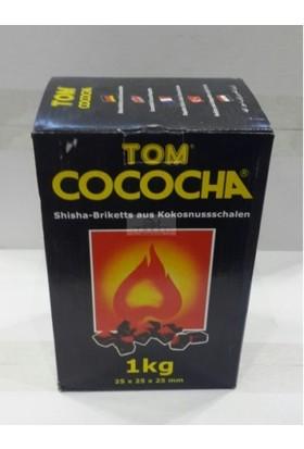 Enhavalı Coco Kolayca Tutuşan Kokusuz Nargil Kömürü