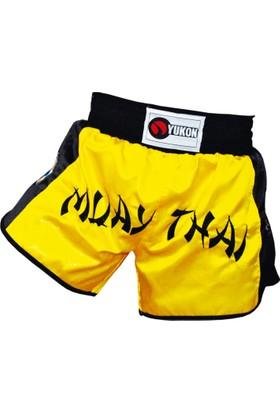 Yukon Muay Thai Şortu