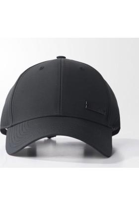 Adidas S98158 6Pcap Ltwgt Metblack/Black/Black Şapka