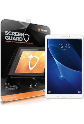 Dafoni Samsung Galaxy Tab A 2016 T580 Tempered Glass Premium Tablet Cam Ekran Koruyucu