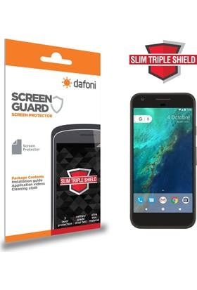 Dafoni Google Pixel XL Slim Triple Shield Ekran Koruyucu