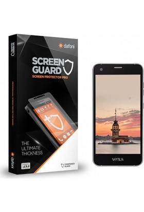 Dafoni Vestel Venus V3 5020 Tempered Glass Premium Cam Ekran Koruyucu