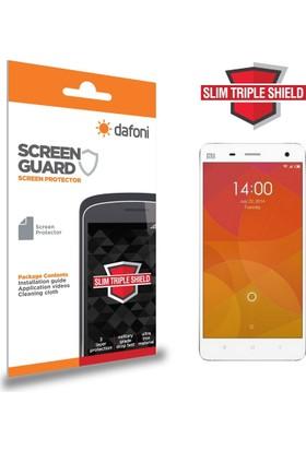 Dafoni Xiaomi Mi 4 Slim Triple Shield Ekran Koruyucu