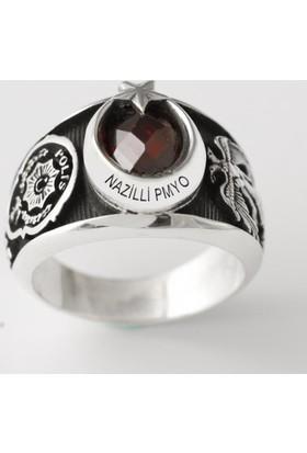 Anı Yüzük Nazilli Pmyo Yüzüğü
