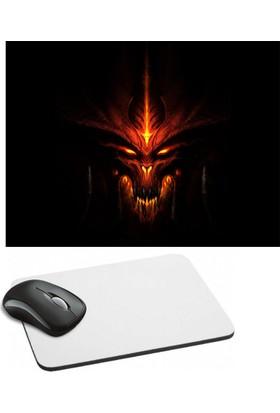 Fotografyabaskı Diablo III Baskılı Dikdörtgen Mouse Pad