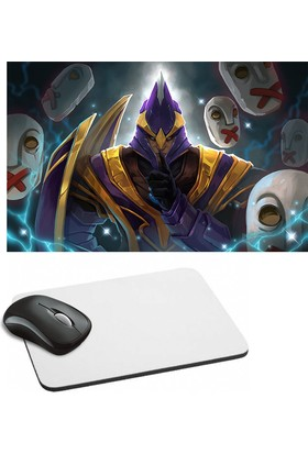 Fotografyabaskı DOTA II Baskılı Dikdörtgen Mouse Pad