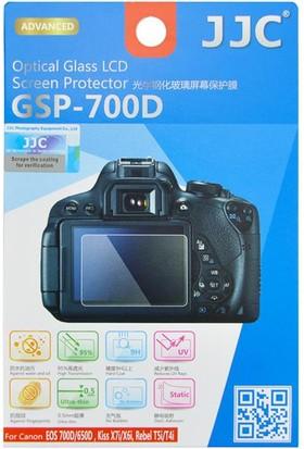 JJC Ultra İnce LCD Ekran Koruyucu (Canon 650D, 700D, 750D)