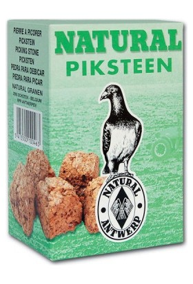 Natural Piksteen 620 Gr