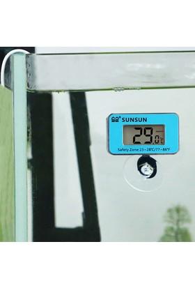 Su Geçirmez Elektronik Akvaryum Termometresi Thr188