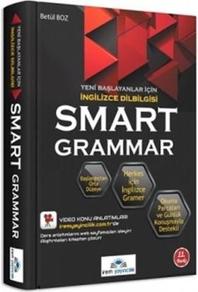 İrem Smart Grammar - Yeni Başlayanlar İçin İngilizce Dilbilgisi