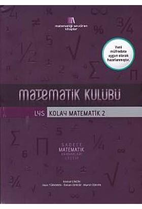 İrem Yayıncılık Matematik Kulübü - Lys Kolay Matematik 2 Sor - İnan Türkmen