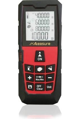 Measure MS40-A Lazer Metre Mesafe Ölçer Lazermetre 40m