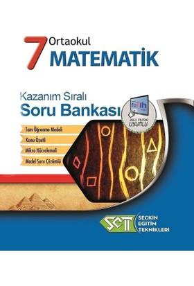 Seçkin Eğitim Teknikleri 7. Sınıf Matematik Kazanım Sıralı Soru Bankası