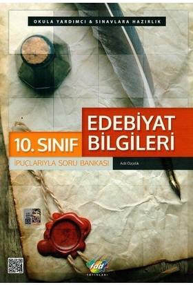 Fdd Yayınları 10. Sınıf Edebiyat Bilgileri İpuçlarıyla Soru Bankası